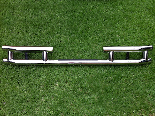 Holden Rodeo RA 2003-2006 Rear Bar